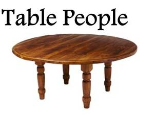 Table People
